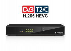 DVB-T2/C AB Cryptobox 702T HD