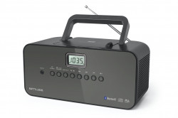 MUSE M-22BT, prenosné rádio s CD a BT